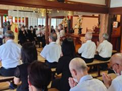 令和三年度『福応寺山門施餓鬼会』『北向観音大祭』